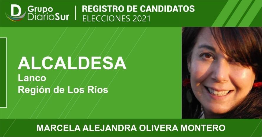 Marcela Alejandra Olivera Montero