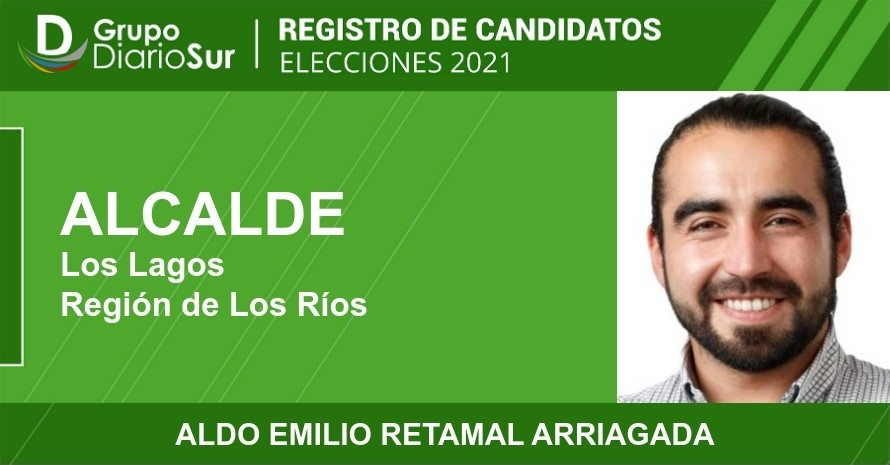 Aldo Emilio Retamal Arriagada