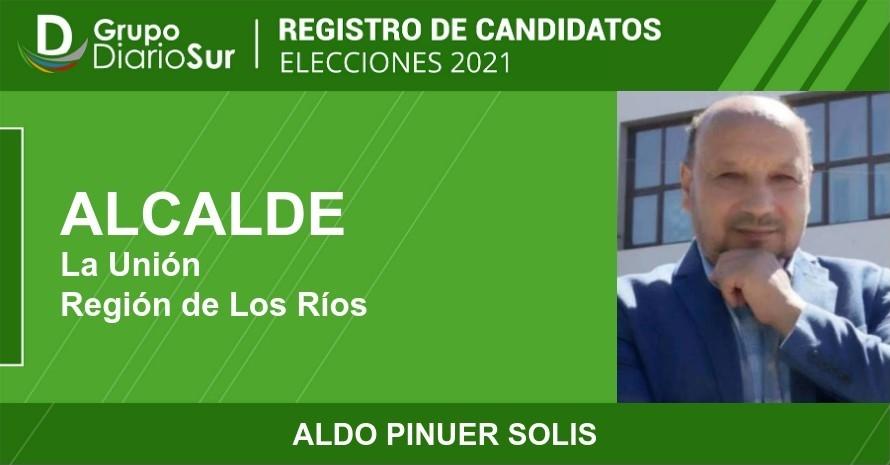 Aldo Pinuer Solis