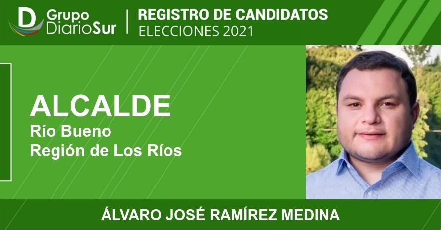 �lvaro José Ramírez Medina