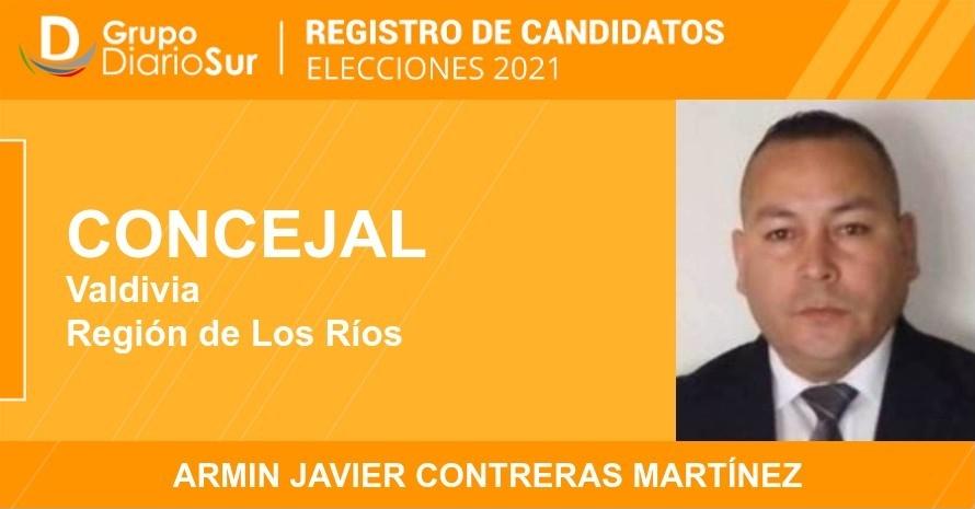 Armin Javier Contreras Martínez