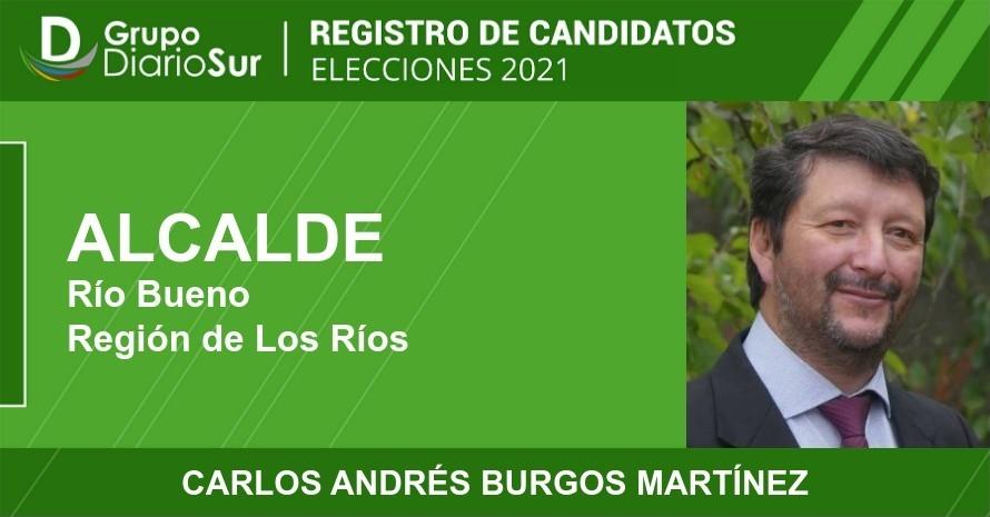 Carlos Andrés Burgos Martínez