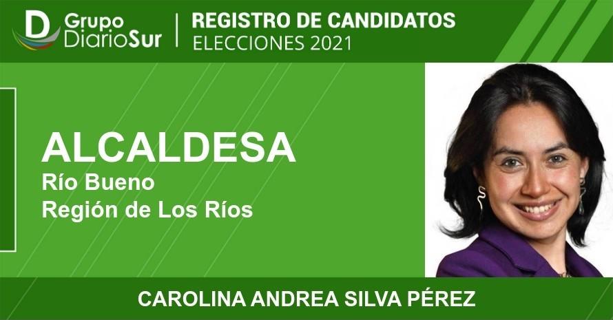 Carolina Andrea Silva Pérez