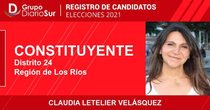 Claudia Letelier Velásquez