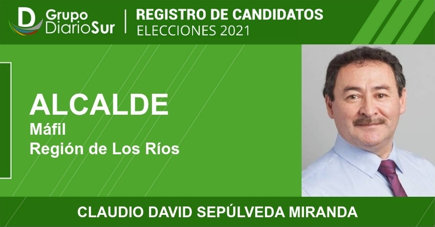 Claudio David Sepúlveda Miranda