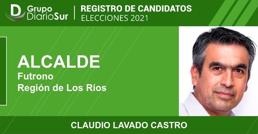 Claudio Lavado Castro