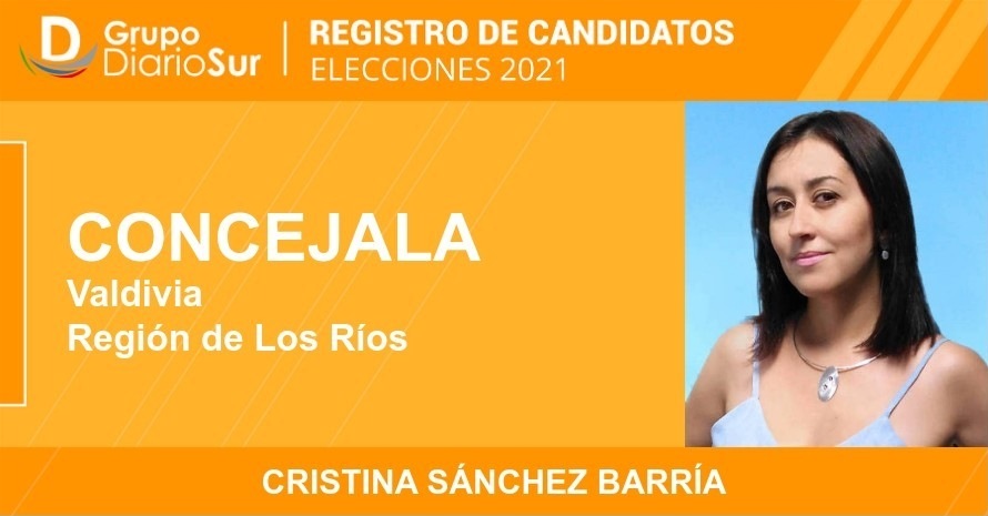 Cristina Sánchez Barría
