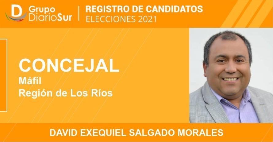 David Exequiel Salgado Morales