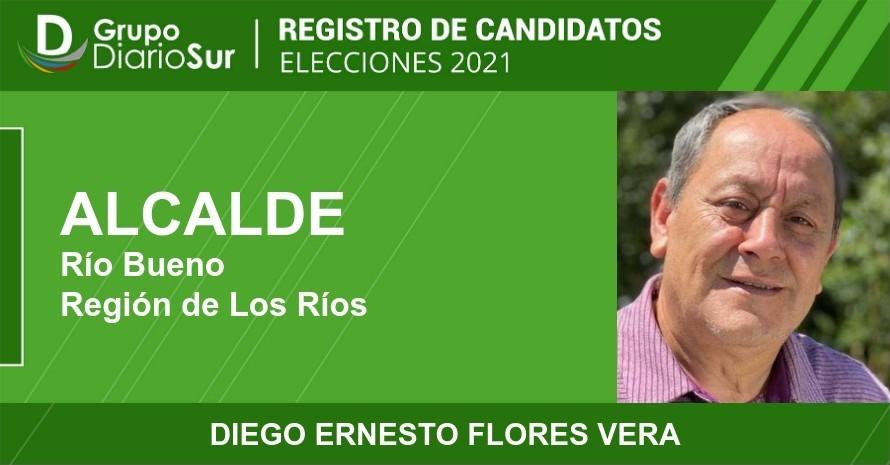 Diego Ernesto Flores Vera