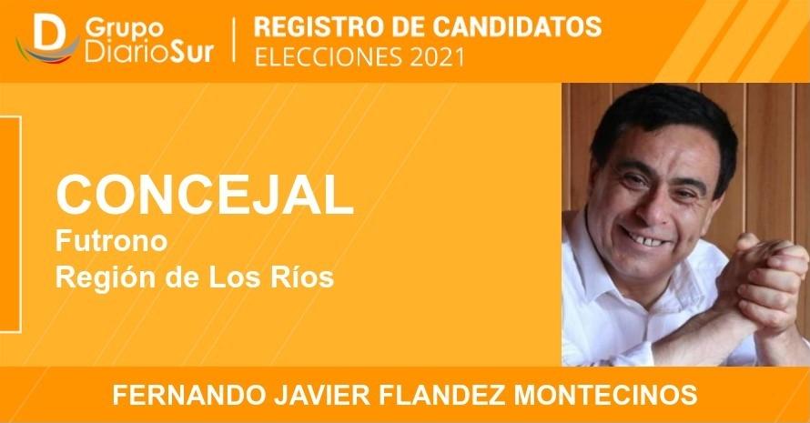 Fernando Javier Flandez Montecinos