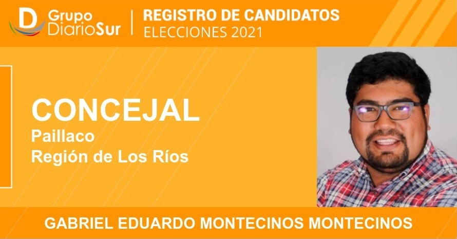 Gabriel Eduardo Montecinos Montecinos