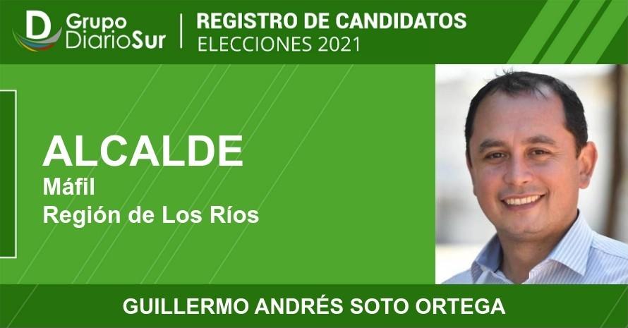 Guillermo Andrés Soto Ortega