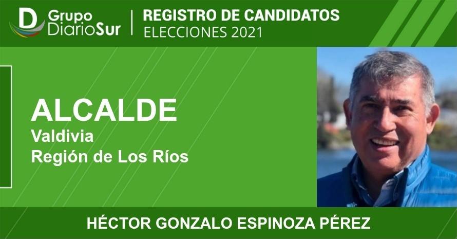 Héctor Gonzalo Espinoza Pérez