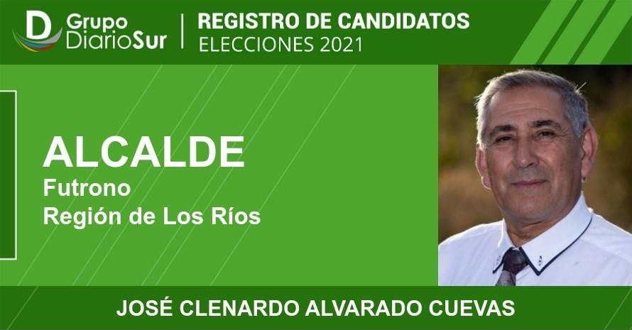 José Clenardo Alvarado Cuevas