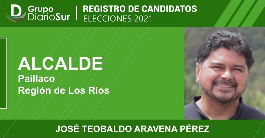 José Teobaldo Aravena Pérez