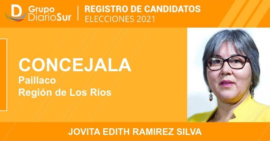 Jovita Edith Ramirez Silva