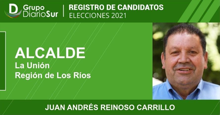 Juan Andrés Reinoso Carrillo