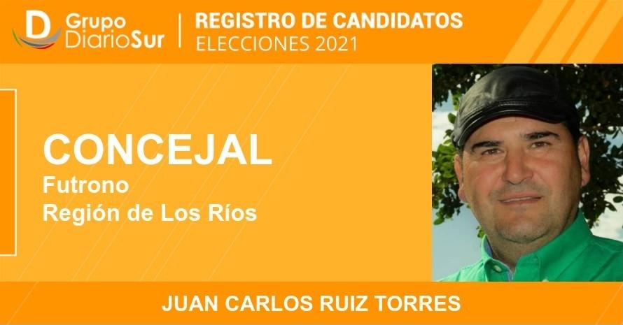 Juan Carlos Ruiz Torres