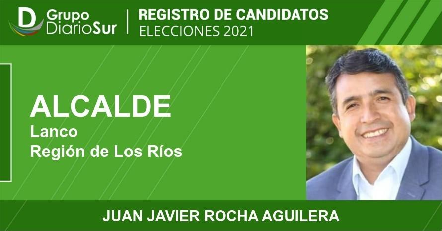 Juan Javier Rocha Aguilera