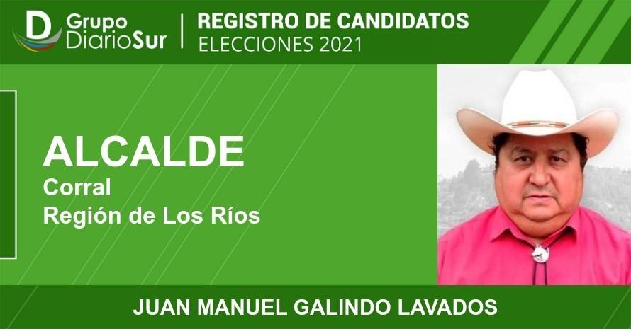 Juan Manuel Galindo Lavados