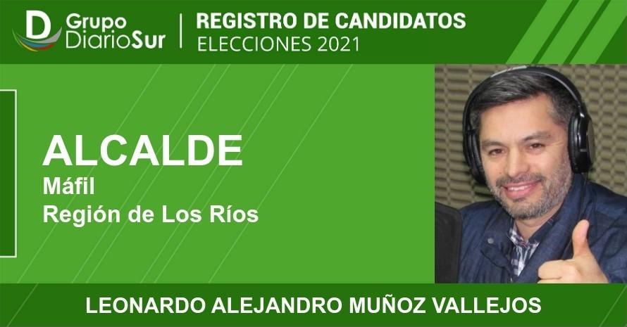 Leonardo Alejandro Muñoz Vallejos