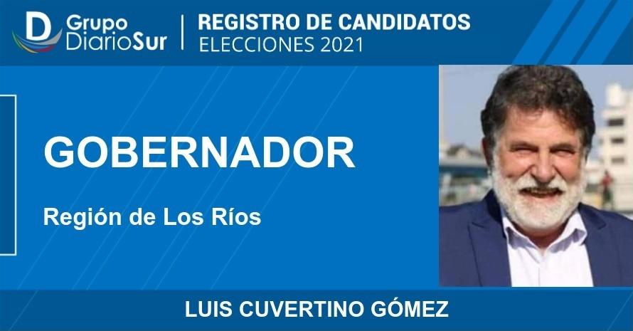 Luis Cuvertino Gómez
