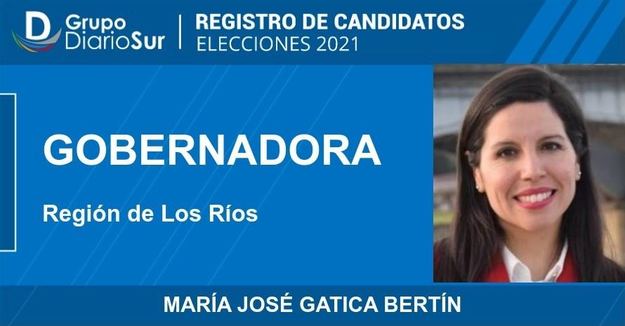 María José Gatica Bertín