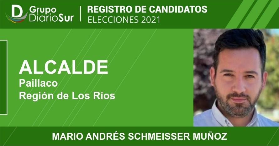 Mario Andrés Schmeisser Muñoz