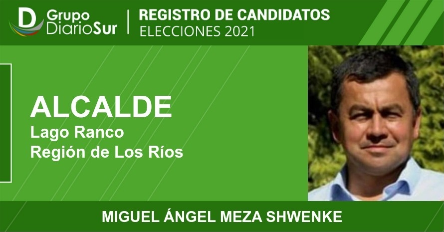 Miguel Ángel Meza Shwenke