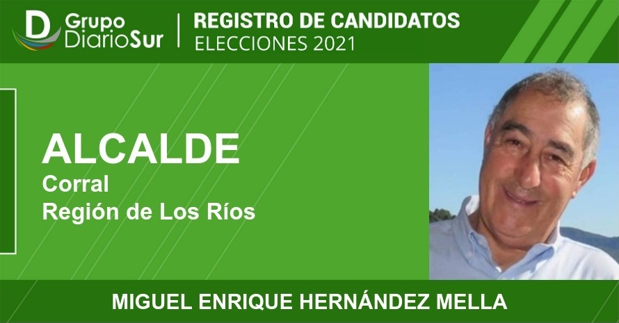 Miguel Enrique Hernández Mella