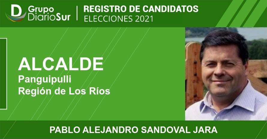 Pablo Alejandro Sandoval Jara