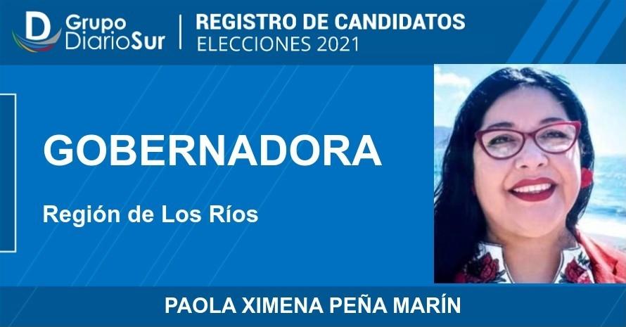 Paola Ximena Peña Marín