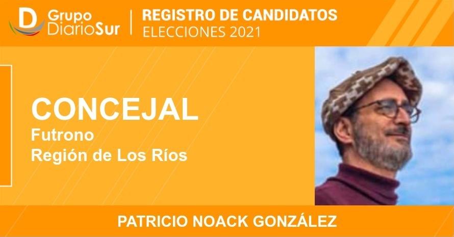 Patricio Noack González