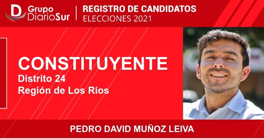 Pedro David Muñoz Leiva