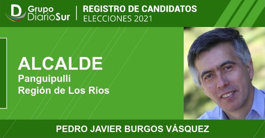 Pedro Javier Burgos Vásquez