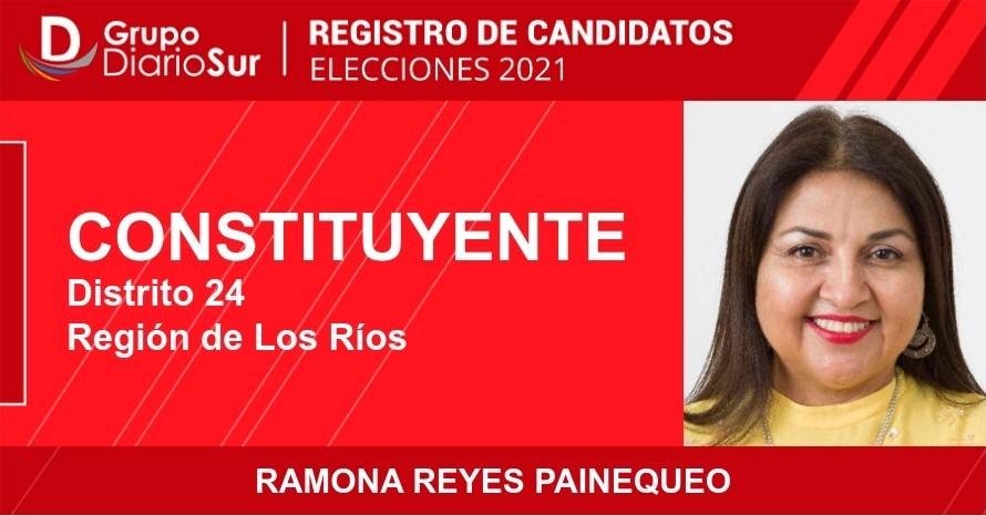 Ramona Reyes Painequeo