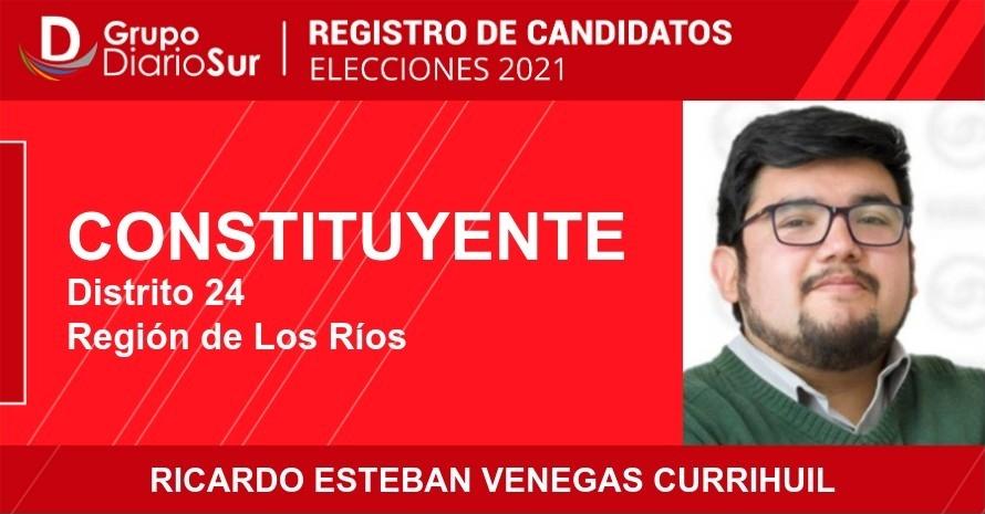 Ricardo Esteban Venegas Currihuil