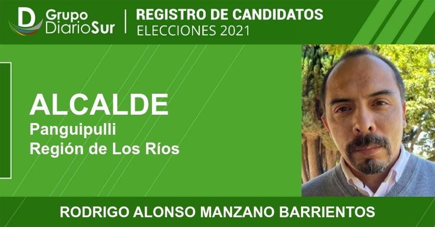 RODRIGO ALONSO MANZANO BARRIENTOS