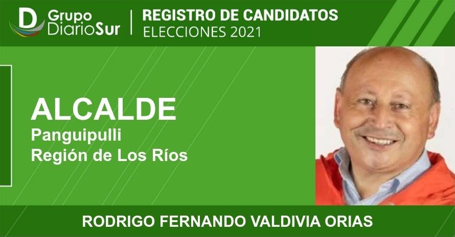 Rodrigo Fernando Valdivia Orias