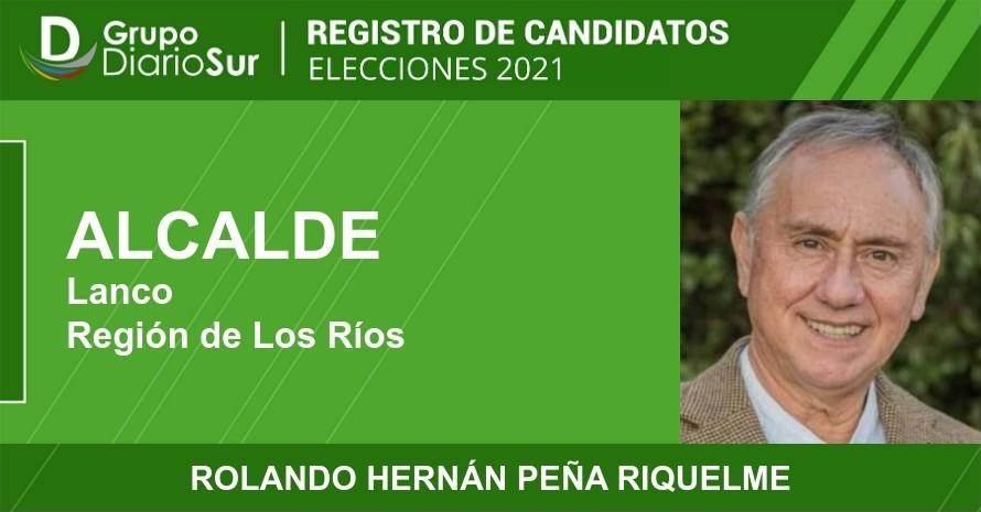 Rolando Hernán Peña Riquelme