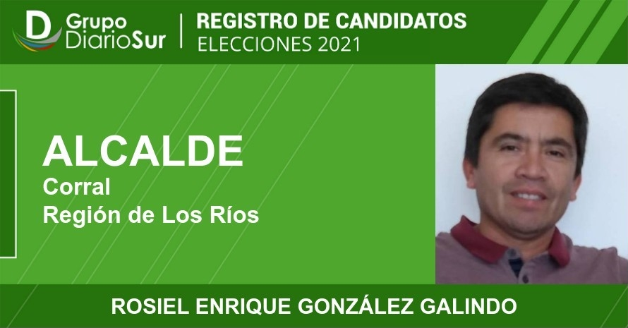 Rosiel Enrique González Galindo