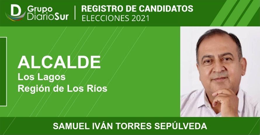 Samuel Iván Torres Sepúlveda