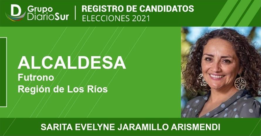 Sarita Evelyne Jaramillo Arismendi