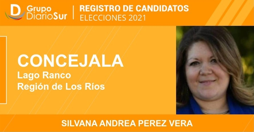 Silvana andrea Perez Vera