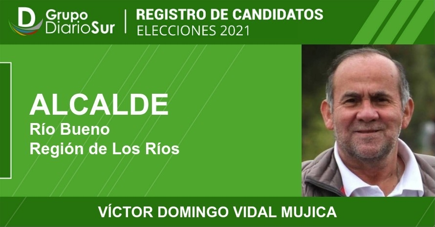Víctor Domingo Vidal Mujica