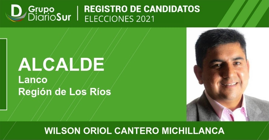 Wilson Oriol Cantero Michillanca