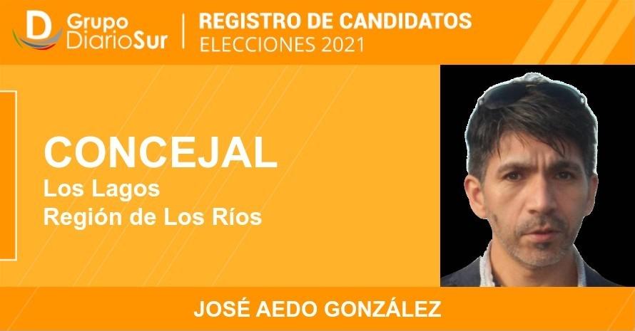 José Aedo González