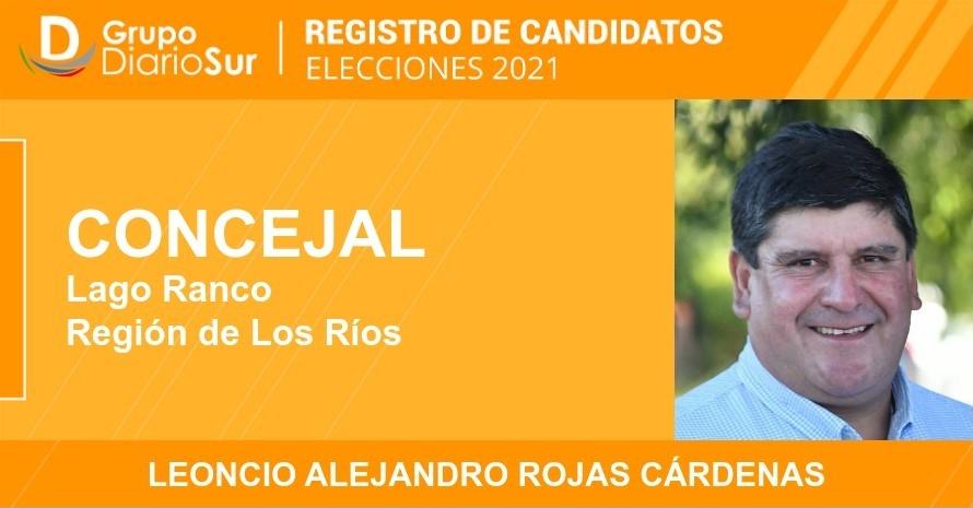 Leoncio Alejandro Rojas Cárdenas