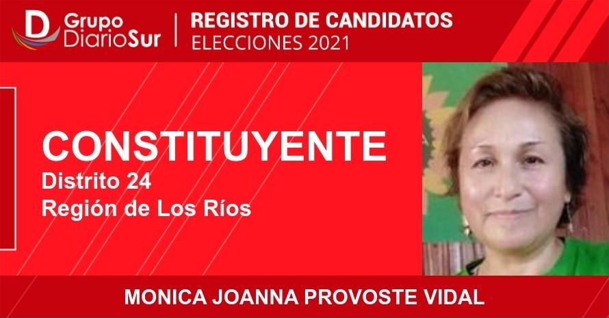 Monica Joanna Provoste Vidal